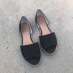 Dolce Vita DV Sandals Black Slip On